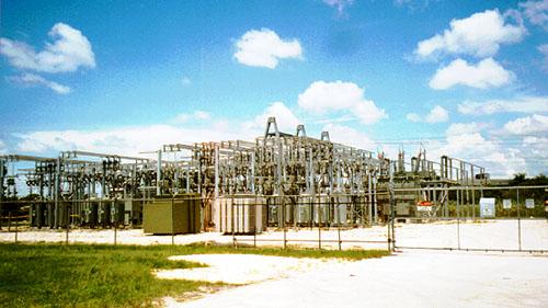 Electric distribution substation images for Distribution substation