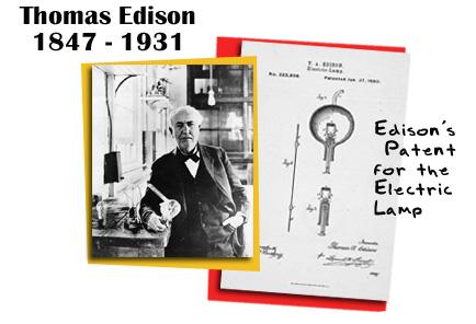 Kids Korner - Thomas Edison