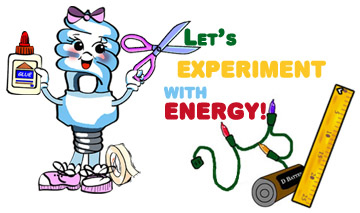 Each experiment has a list of materials you will need in order to complete your experiment.