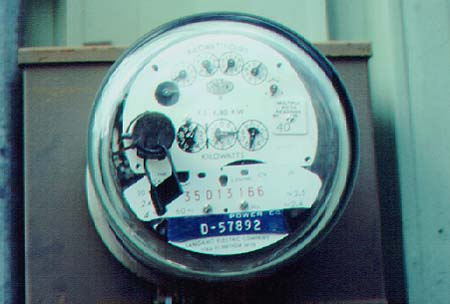 Reading Your Gas Meter
